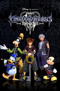 Kingdom Hearts III Re:Mind per Xbox One