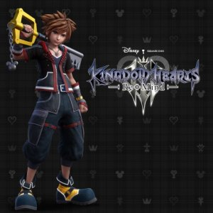 Kingdom Hearts III Re:Mind per PlayStation 4