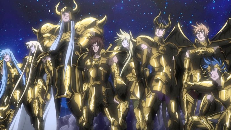 Saint Seiya The Lost Canvas Review Deuxième saison V4 38327