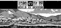 World of Horror per PC Windows