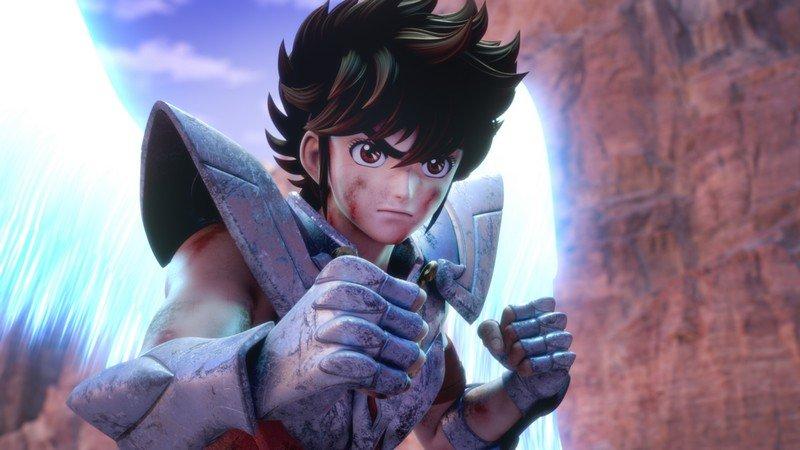 Seiya Knights Zodiaco Netflix Part 2