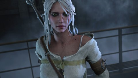 The Witcher 3, Lucas.cosplaycastle's Ciri cosplay is gritty