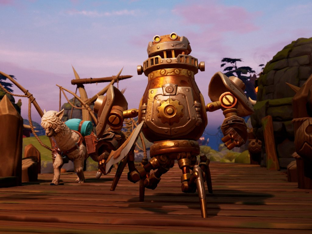 Torchlight 3 also arrives on Nintendo Switch