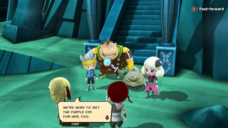 Snack World The Dungeon Crawl Gold 6143653