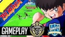 Giochiamo la demo di Captain Tsubasa su PS4! Toho VS Nankatsu