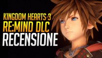 Kingdom Hearts 3 Re: Mind - Video Recensione