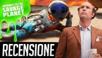 Journey To The Savage Planet - Video Recensione