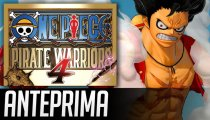 One Piece Pirate Warriors 4 - Video Anteprima