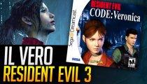 """Resident Evil Code Veronica: il """"vero"""" RE3 compie 20 anni"""