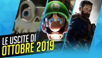 I giochi in uscita su PS4, PC, Xbox One e Switch a Ottobre 2019 - Multiplayer.it Release