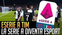 eSerie A TIM PS4: il campionato diventa eSport su FIFA 20 e PES 2020!