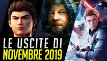 I giochi in uscita su PS4, PC, Xbox One e Switch a Novembre 2019 - Multiplayer.it Release