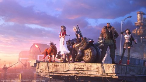 Final Fantasy 7 Remake, no news from the recent concert in Japan