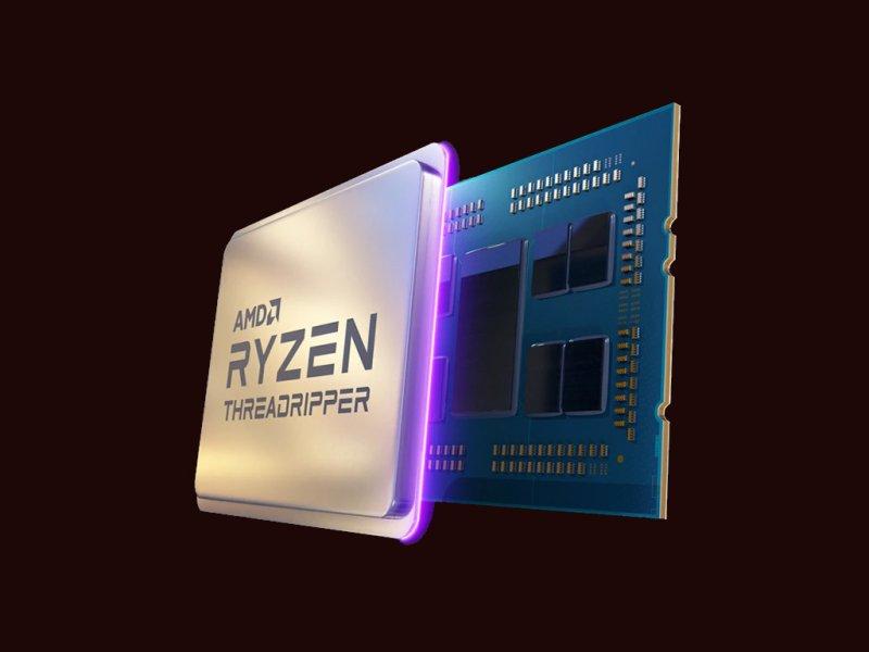 Amd Ryzen Threadripper 3000 L41Epgy