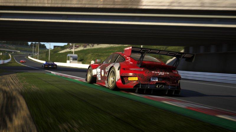 Assetto Corsa Competizione Intercontinental Gt Pack 7
