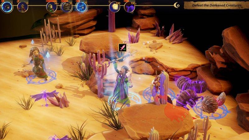 Dark Crystal La Resistenza Tactics 1