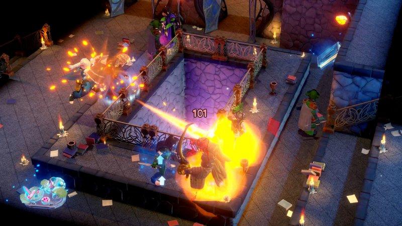 Dark Crystal La Resistenza Tactics 2