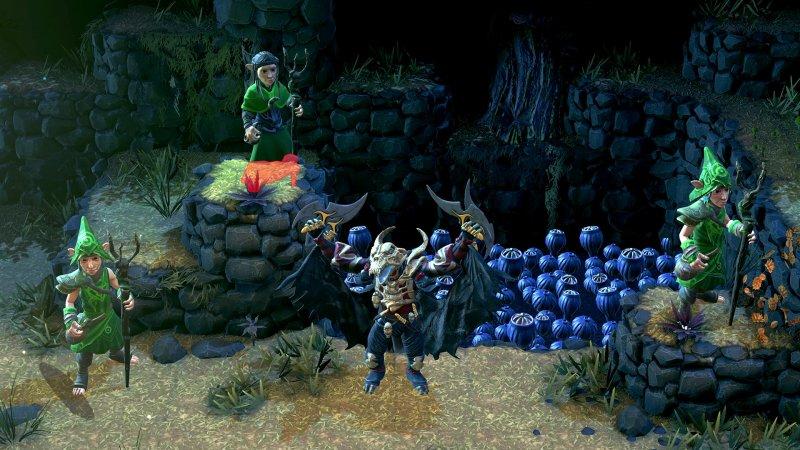 Dark Crystal La Resistenza Tactics 3