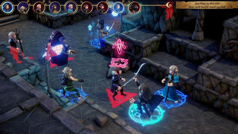 Dark Crystal La Resistenza Tactics 6