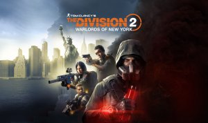 The Division 2: Warlords of New York per Stadia