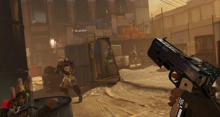 Half-Life: Alyx, un video mostra i progr …