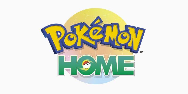 Pokemon Home 1