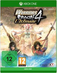 Warriors Orochi 4 Ultimate per Xbox One