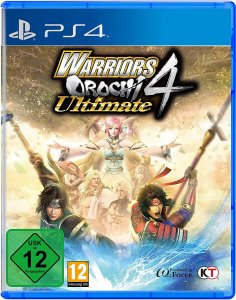 Warriors Orochi 4 Ultimate per PlayStation 4