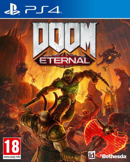Gamestop Doom Eternal 1
