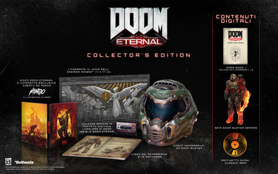 Gamestop Doom Eternal 2