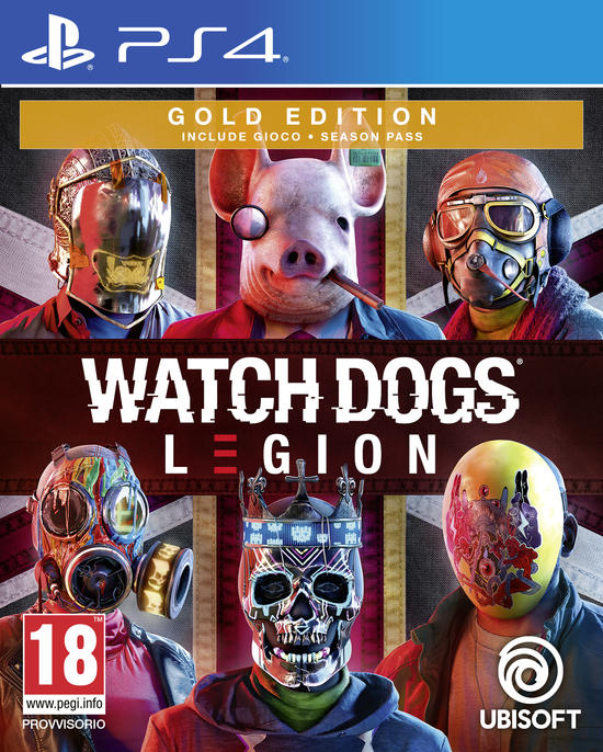 Gamestop Watch Dogs Legion 1