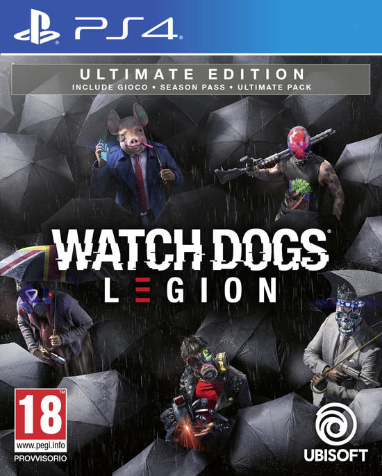 Gamestop Watch Dogs Legion 2