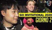 Six Invitational 2020: il pubblico è alle stelle!!