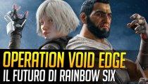 Rainbow Six: Siege Operazione Void Edge - Video Anteprima