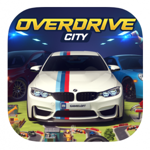 Overdrive City per iPhone
