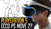 PlayStation VR 2 su PS5: controller in stile Valve Index in un nuovo brevetto!