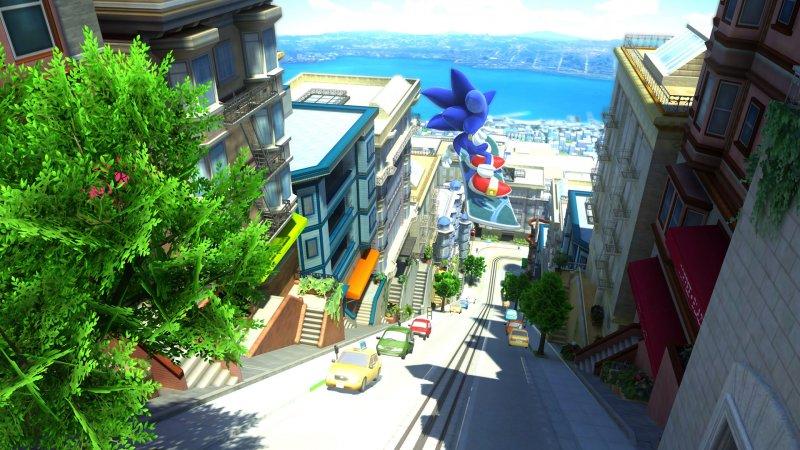 Sonic City Escape