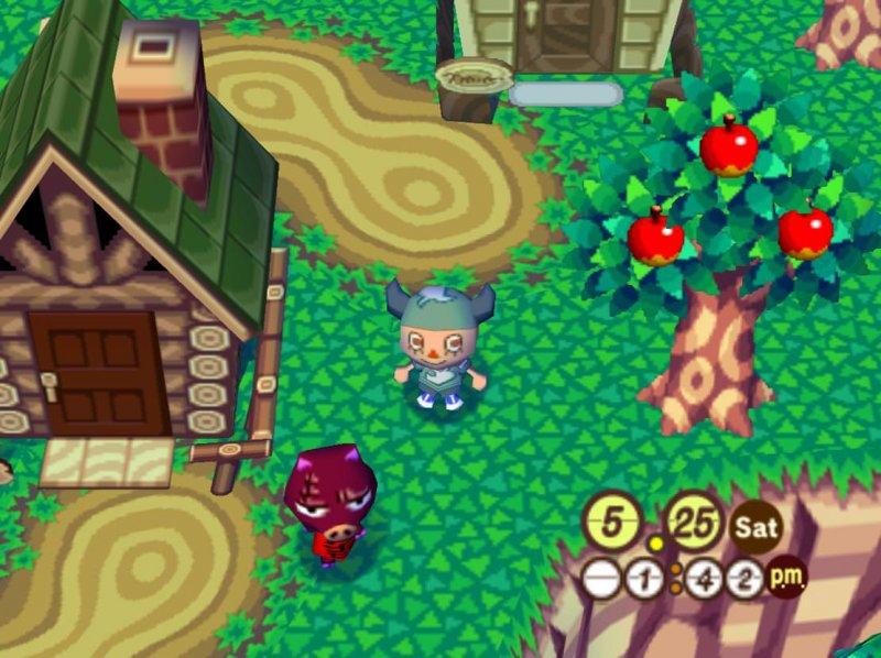 Animal Crossing Gamecube 1