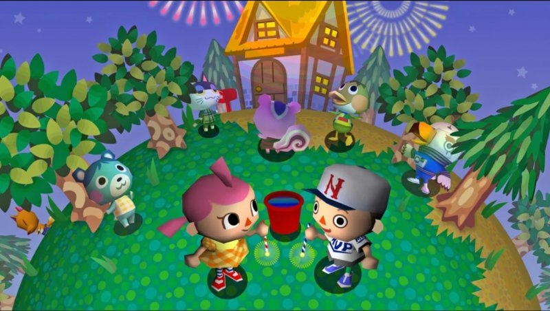 Animal Crossing Gamecube 2