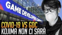 Kojima salta la GDC 2020 a causa del Coronavirus