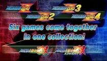 Mega Man Zero/ZX Legacy Collection - Trailer d'annuncio
