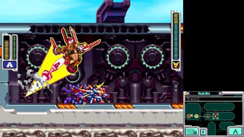 Mega Man Zero Zx Legacy Collection 10