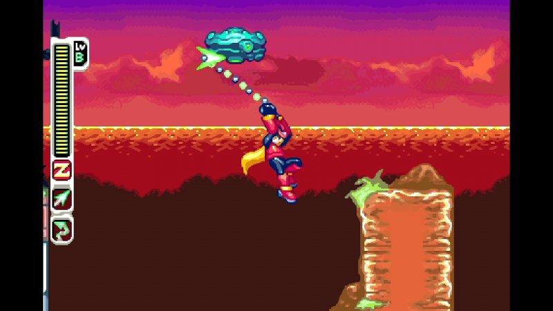 Mega Man Zero Zx Legacy Collection 4