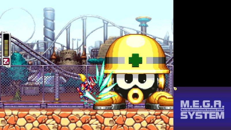 Mega Man Zero Zx Legacy Collection 6