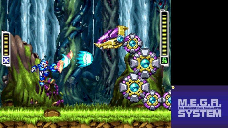 Mega Man Zero Zx Legacy Collection 7