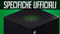 Xbox Series X: ecco le Specifiche Ufficiali!