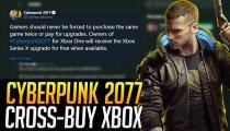 Cyberpunk 2077 Xbox Series X gratis per chi compra la versione One!