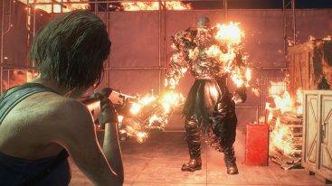 Resident Evil 3, remake e originale a confronto in un video di gameplay