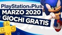 PlayStation Plus: i giochi gratis PS4 di Marzo 2020