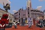 Minecraft e Mass Effect s'incontrano in un nuovo Mash-Up Pack - Notizia